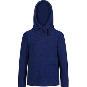 Regatta Keyon Fleece Hoodie Kinderen, blauw